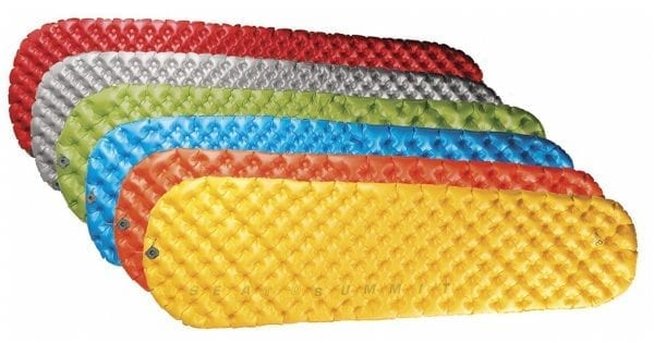 Sea to Summit sleeping bag mats with Ultra-Fresh antimicrobial protection