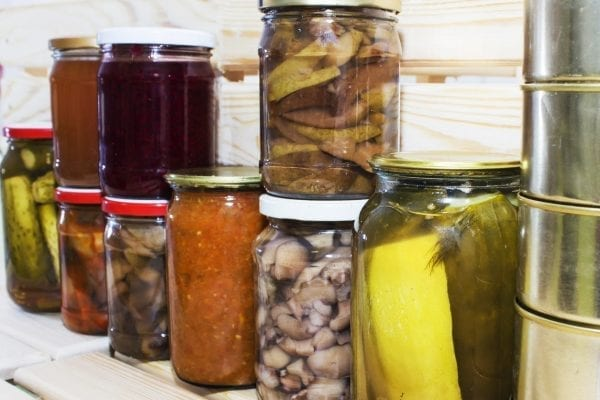 Botulism is caused by the food poisoning bacteria, Clostridum botulinum